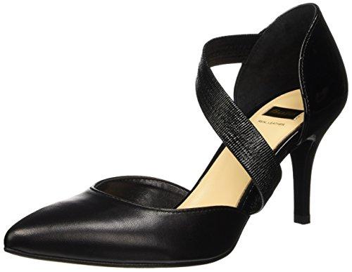BATA 7246904, Chaussures à Talons Femme Noir (Nero)