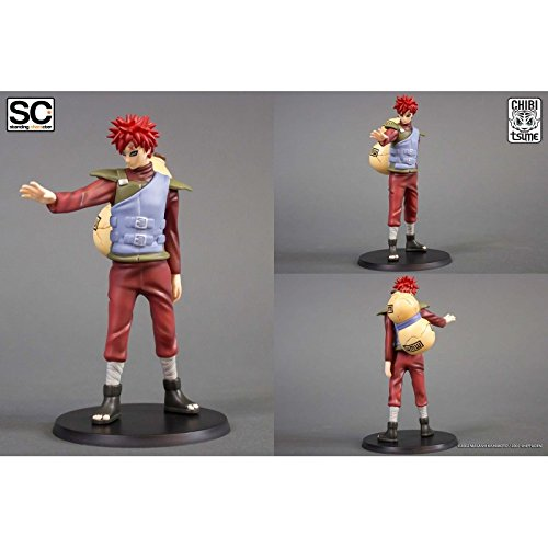 Tsume - Naruto Shippuden - Gaara Sc By Chibi Tsume - 5453003570592