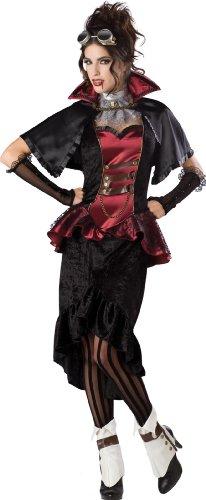 Steampunk Vampiress Vampir Lady - Small