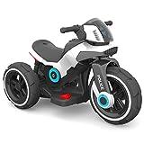 Baby-pur Elektrisches Kinderfahrzeug Kinder Motorrad Trike Elektrofahrzeug mit Licht und Sound von Baby-pur