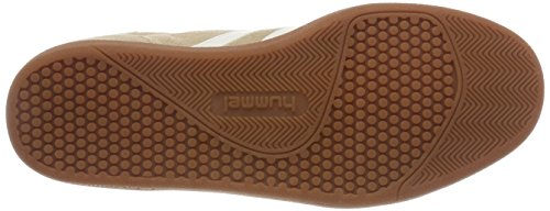 Hummel Unisex-Erwachsene Victory Sneaker Beige (Nomad)