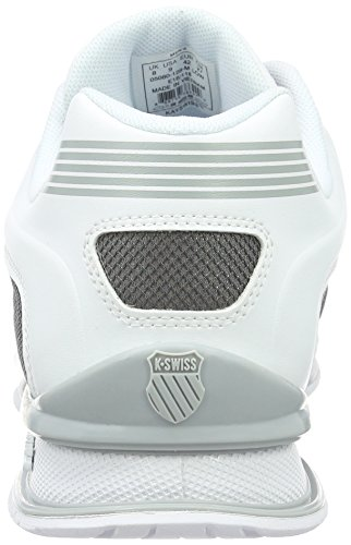 K top gray Trainer Weiß Rinzler Low white Herren swiss zxqwzZBp