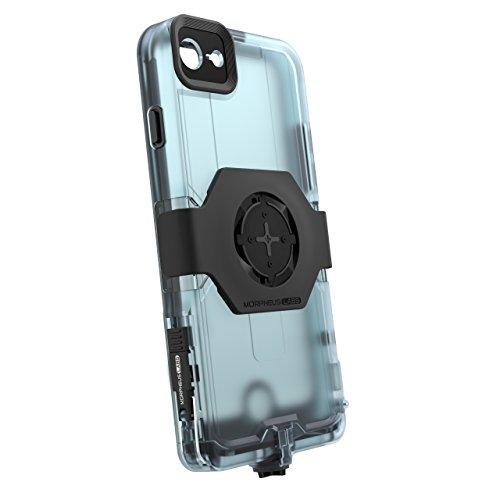 MORPHEUS LABS M4s Ultra iPhone 8/iPhone 7 Wasserdichte Hülle Tauchen bis 5m, Schutzhülle Rundumschutz 360 Grad Full Body Case, Schutz vor Wasser & Schmutz, Shock Protection Cover, Incl. M4s Clip