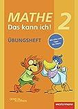 Mathe - Das kann ich!: Übungsheft Klasse 2: Denken und Rechnen