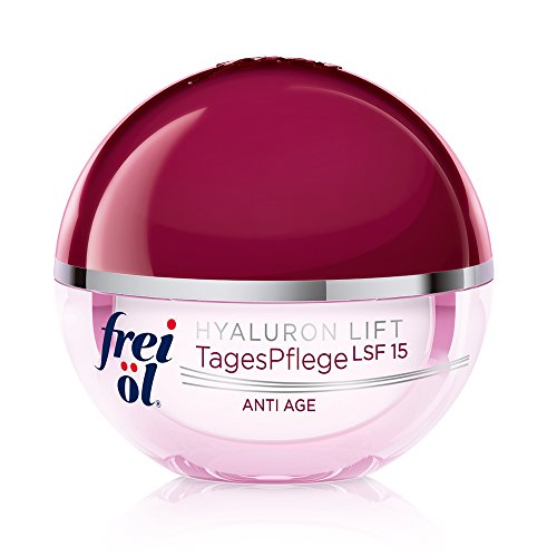 frei öl Anti Age Hyaluron Lift TagesPflege LSF 15, 1er Pack (1 x 50 ml)