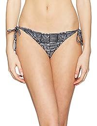 Roxy Mix Dolty 70L - Bas de bikini pour Femme - Gris Combien La Vente En Ligne 1L5DUEcH