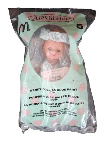 2004 McDonalds Happy Meal Toy Madame Alexander #5 Wendy Doll...