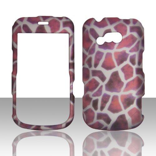 2d-girafe-lg-900-g-droite-talk-10-tracfone-net-housse-etui-coque-rigide-en-caoutchouc-a-clipser-pour