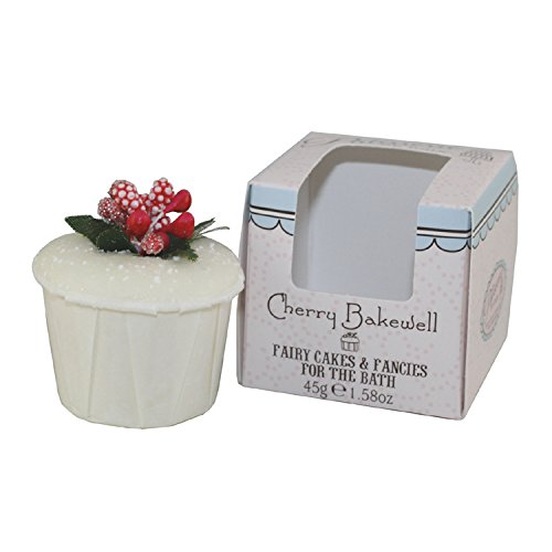 Rose And Co Patisserie De Bain Moisturising Bath Melt CHERRY BAKEWELL 45g