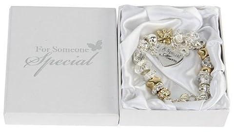 Special Mum Charm Bracelet Gift For