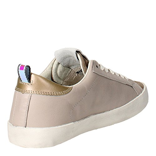 D.a.t.e. HILL LOW Sneakers Donna Taupe
