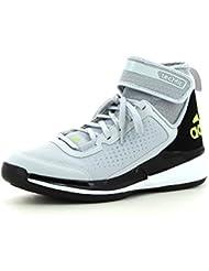 Zapatos de baloncesto adidas Crazy Ghost 2015gris/amarillo neón