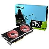 KFA2 NVIDIA GeForce RTX 2080 Ti OC Black 11GB 352-bit GDDR6 PCIe Grafikkarte, 28IULBUCT4OK, Schwarz