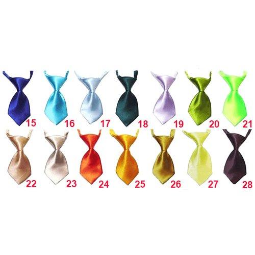 Haustier Hund Katze Fliege Krawatte Schlips Hundekrawatte Dog Necktie Farbauswahl Modell ()