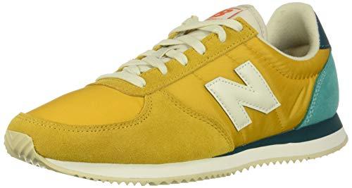 NEW BALANCE 220 Zapatillas Moda Hombres Amarillo - 43 - Zapatillas Bajas