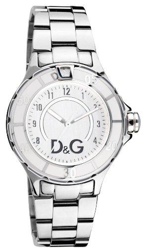 Dolce & Gabbana NCHOR Silver DIAL SS BRC Case SS W/White E DW0512 –