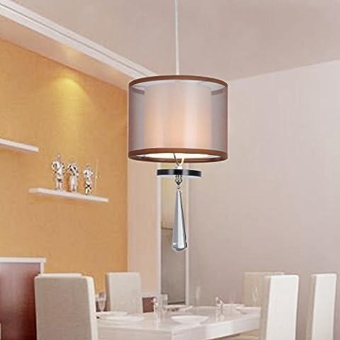 luci di lusso ed eleganti europei di cristallo stile, lampadario