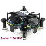 Intel CPU Kühler Sockel 1156/1155 Bulkware ORIGINAL INTEL Boxed Cooler (ohne Umkarton)