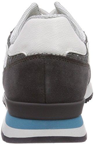 Tamaris - 23605, Scarpe da ginnastica Donna Mehrfarbig (Grey Comb 221)
