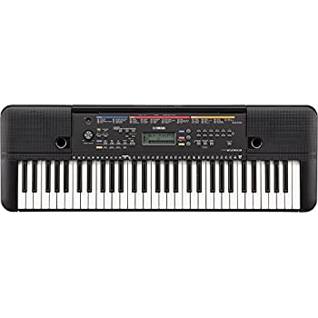 yamaha ypt 255 portable electronic keyboard. Black Bedroom Furniture Sets. Home Design Ideas