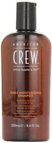 AMERICAN CREW Daily Moisturizing Shampoo, 8.4 Ounce by American Crew [Beauty] (English Manual)