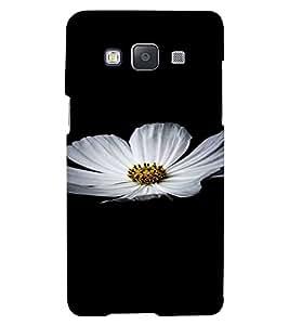 PrintVisa Flower Design 3D Hard Polycarbonate Designer Back Case Cover for Samsung Galaxy A5