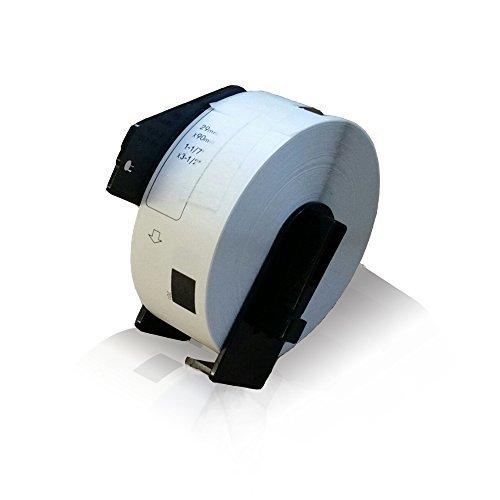 Preisvergleich Produktbild kompatible Etiketten-Rolle für Brother DK-11201 P-Touch QL1050 N P-Touch QL1050N P-Touch QL1060N P-Touch QL500 A P-Touch QL500A P-Touch QL500BS P-Touch QL500BW P-Touch QL550 P-Touch QL560 Adressetiketten 29mm x 90mm DK11201