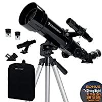 Celestron Travel Scope 70 Portable Teleskop