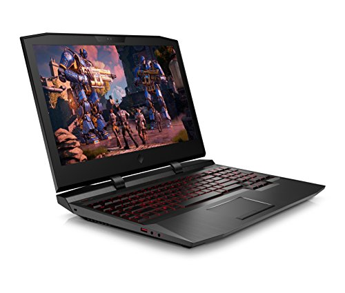 HP OMEN 17 i7 17.3 inch IPS HDD+SSD Black