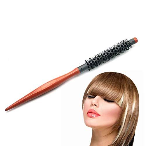Peinado Ronda 1PC Mini Suave Cerdas De Jabalí Styler