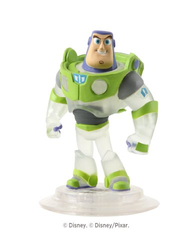Nintendo – Disney Infinity Buzz LightYear Crystal Figure - 2