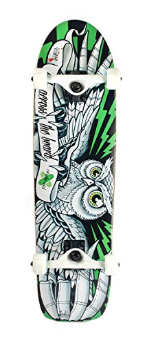 JUCKER HAWAII Skateboard SKOWL Complete