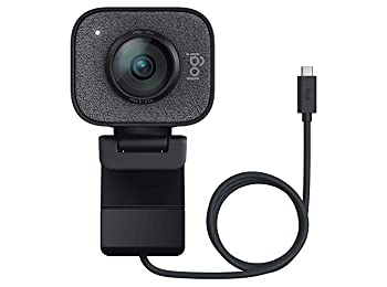 Logitech StreamCam, Canlı Akış Web Kamerası, Full 1080p HD 60fps