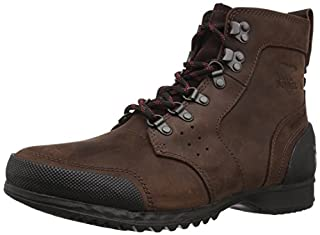 Sorel Men's Ankeny Mid Hiker Boots, (Cattail/Black), 8 (42 EU) (B0779TGTJG) | Amazon price tracker / tracking, Amazon price history charts, Amazon price watches, Amazon price drop alerts