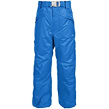 Trespass Marvelous – Pantalón de esquí, Unisex, color azul, tamaño 146