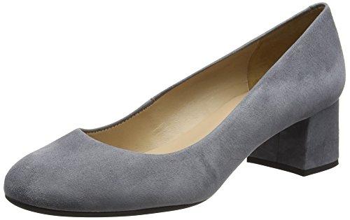 Unisa Kumer_f17_ks, Zapatos de Tacón para Mujer, Gris (Glacier), 38 EU