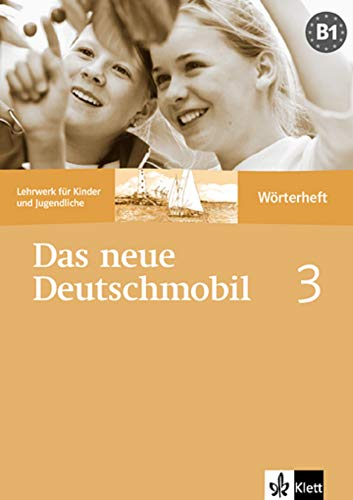 Das neue Deutschmobil 3 (Nivel B1) Glosario (Edition Deutsch) - 9783126761437