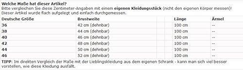 Leinenkleid ärmellos mit Spitze (viele Farben, Größen 36 38 40 42 44 46) Hellgrau