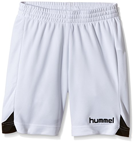 Hummel Kinder Shorts Roots Poly, White, 14 - 16, 10-969-9001