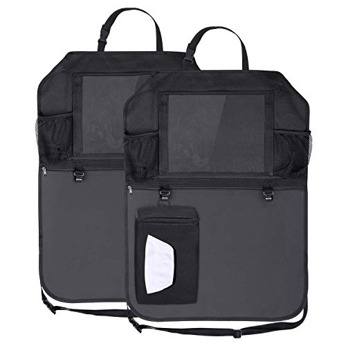 Aufbewahrungstasche für die Rücksitzlehne Autositz Zurück Organizer Tablet Halter Trinken Magazin Regenschirm Tissue Organizer Multifunktionale Aufbewahrungsbox Tasche für Kinder Auto Aufbewahrungsbox