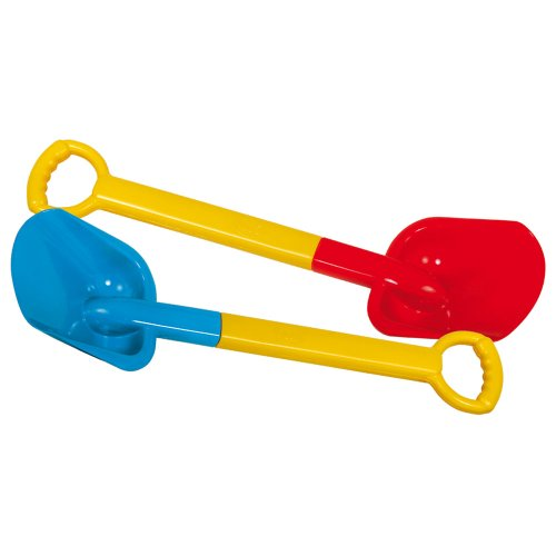 Preisvergleich Produktbild Gowi 559-18 Stabilo Schaufel, Sandkästen und Sandspielzeug, 50 cm