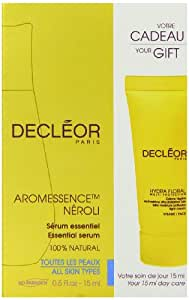 Decleor Aromessence Neroli Essential Serum and 24 Hour Moisture Activator Light Cream Duo for All Skin 15 ml - Pack of 2