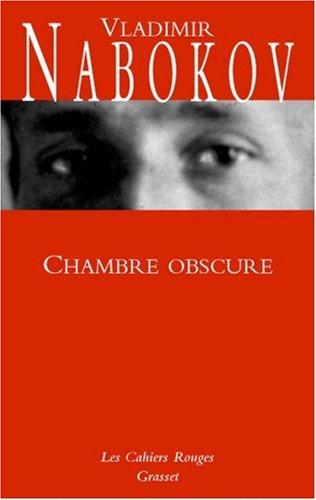 Chambre obscure par Vladimir Nabokov