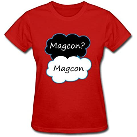 pk6b7d Magcon Boys Logo Design T Shirt da