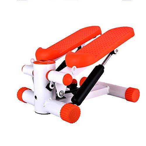 YZY Mini Stair Stepper Übung ohne Installation Protable Stand Up Stepper für den Heimgebrauch (Color : Orange)