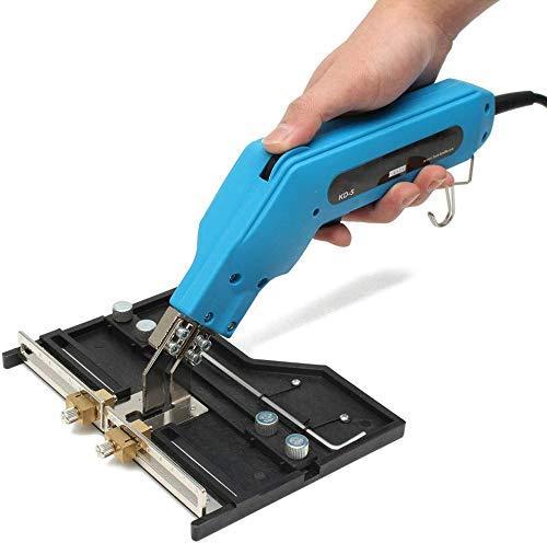 HJJH Herramienta Eléctrica Cuchillo Caliente Foam Cutter, Escultura 150W Cuchillo Eléctrico Cuchillo...