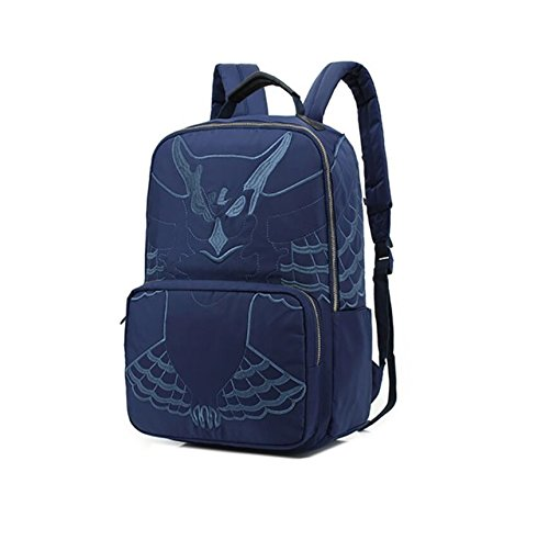 Z&N Backpack Neue Art und Weise Multifunktions- Schulterbeutel im Freienspielraumrucksack kreative Freizeitbeutel Sport-Bergsteigenbeutel Spielraumfahrrad kampierender Rucksack blue