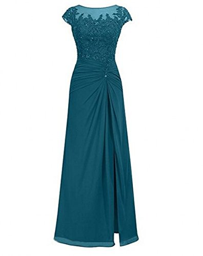 Leader of the Beauty - Robe - Femme bleu-vert