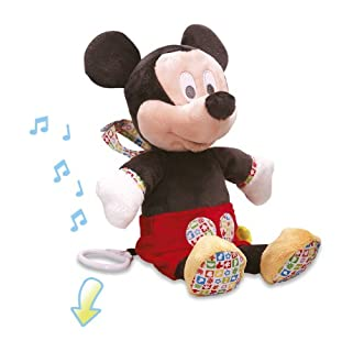 Famosa Mickey 25 cm Musical - Muñeco con sonido y música (25 cm), diseño Mickey Mouse (B005UGAG26) | Amazon price tracker / tracking, Amazon price history charts, Amazon price watches, Amazon price drop alerts