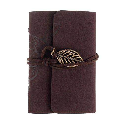 Kartenhalter Kolylong Kunstleder Geschäft Kredit ID Kartenhalter (Kaffee) (Classic Satchel Leather)